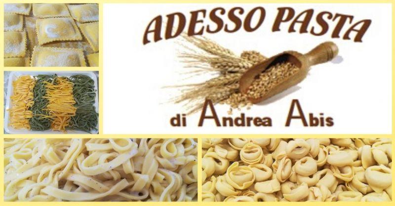 offerta pasta fresca e primi piatti fatti a mano Pistoia - ADESSO PASTA