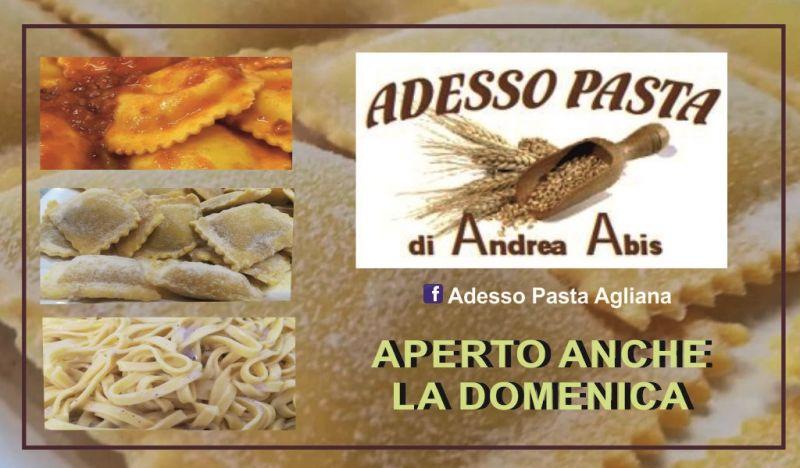 occasione negozio di pasta fresca e pasta artigianale Pistoia - ADESSO PASTA di Abis Andrea