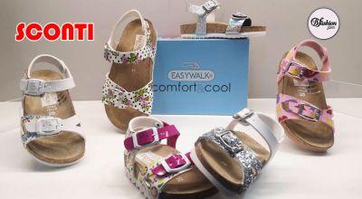 offerta sconto calzature bambino promozione scarpe estive per bambino catanzaro