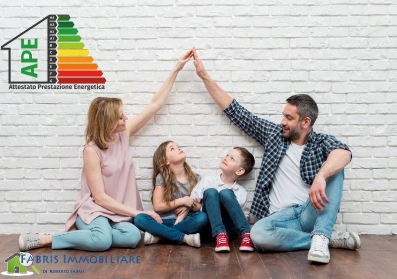 FABRIS IMMOBILIARE offerta certificato energetico per la tua casa - certificazione energetica ape gratis