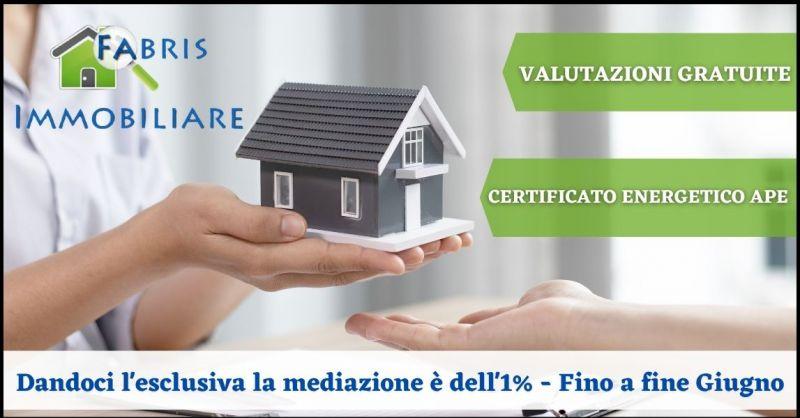 offerta valutazioni immobili gratuite agenzia immobiliare Trieste - FABRIS IMMOBILIARE