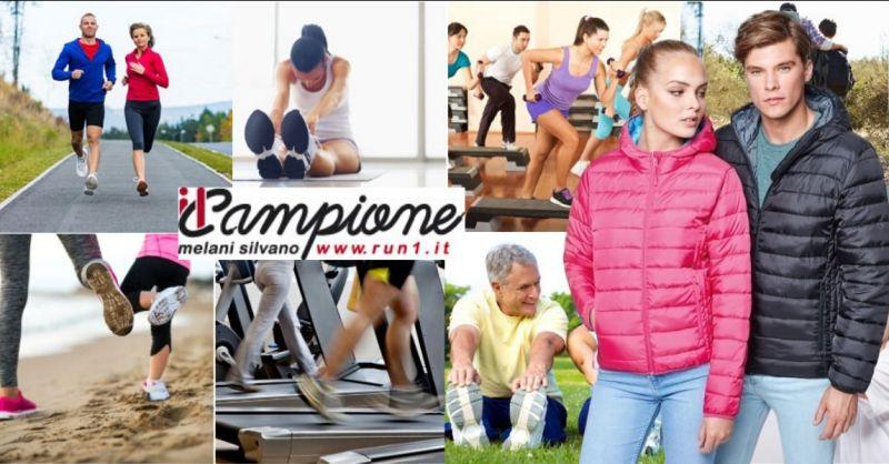 offerta negozio Articoli Sportivi Lucca –  promozione scarpe e abbigliamento sportivo Lucca