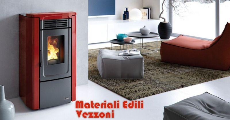 promozione stufa a pellet a ventilazione forzata Lucca – MATERIALI EDILI VEZZONI