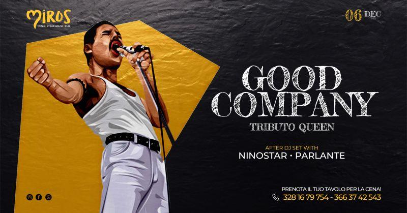 offerta musica live castelvetrano - occasione good company queen tribute castelvetrano