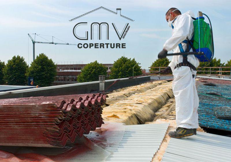 GMV COPERTURE offerta servizio di bonifica eternit – promozione smaltimento amianto salute pubblica