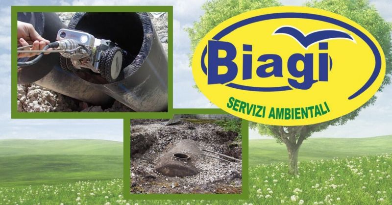offerta videoispezioni condotti fognari e di aerazione - Stasatura tubazioni e scarichi