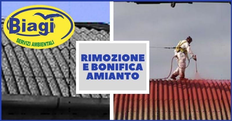 BIAGI SERVIZI AMBIENTALI - occasione bonifica e smaltimento amianto Lucca e Toscana