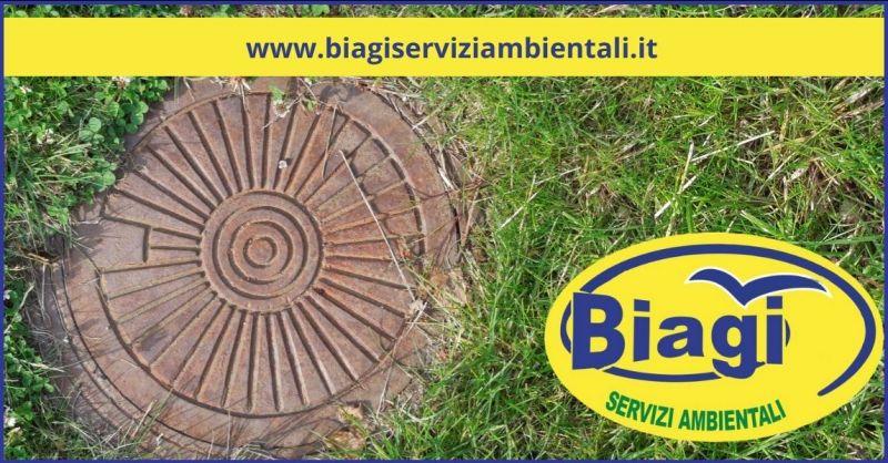 offerta manutenzione condotte fognarie Lucca e Versilia - BIAGI SERVIZI AMBIENTALI
