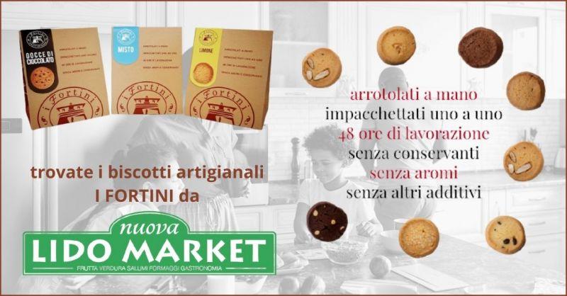offerta biscotti artigianali e biscotti I FORTINI Lucca - promozione biscotti fatti a mano