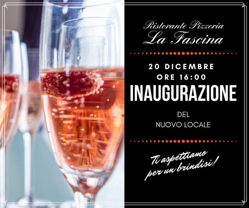 offerta Ristorante Pizzeria Lucca - RISTORANTE PIZZERIA LA FASCINA