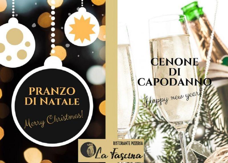 offerta ristorante menu di natale Lucca - promozione ristorante menu di capodanno Lucca