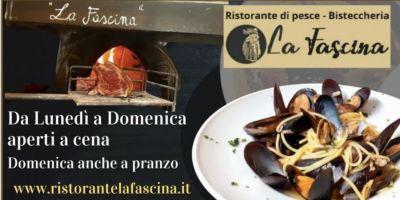offerta consegna pizza a domicilio lucca occasione ristorante pesce con servizio delivery lucca