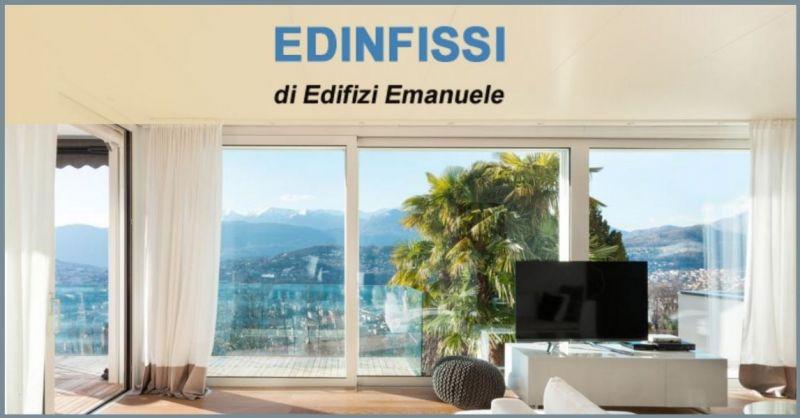 occasione vendita vetrate scorrevoli per esterni e interni - Verande con vetrate scorrevoli