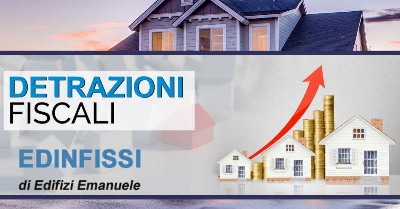 EDINFISSI - occasione detrazioni fiscali infissi e serramenti Versilia