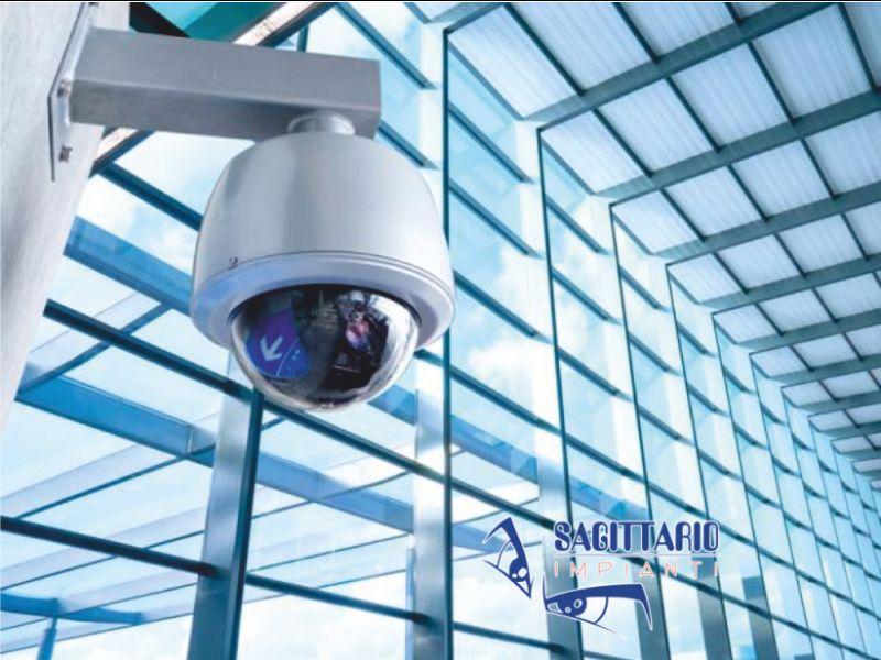 SAGITTARIO IMPIANTI offerta installazione sistemi di sicurezza - promozione impianti videosorveglianza