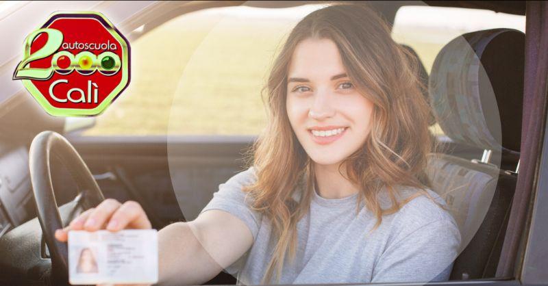 Offerta servizio rinnovo patente auto Bergamo - occasione conseguimento patente moto Albino