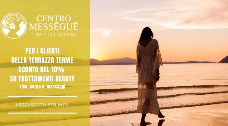 Occasione offerta trattamenti viso corpo e massaggi scontati a Udine Pordenone – Occasione spiaggia centro estetico con spiaggia privata a Udine Pordenone