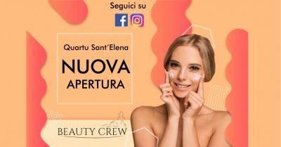 beauty crew offerta nuovo centro estetico quartu sant elena