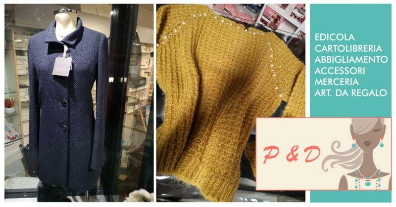 P. & D. a Bolotana - offerta negozio abbigliamento articoli da regalo