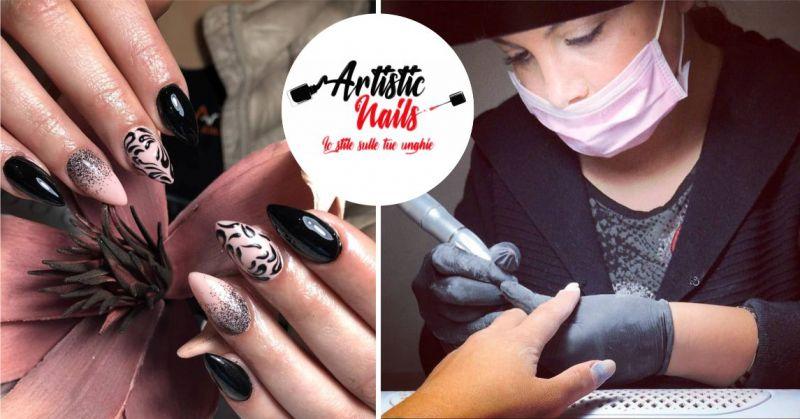 ARTISTIC NAILS  - offerta corsi professionali di ricostruzione e decorazione unghie