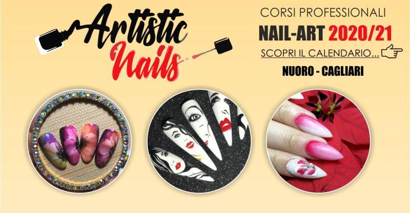 ARTISTIC NAILS  - offerta corsi professionali nail-art  ricostruzione e decorazione unghie