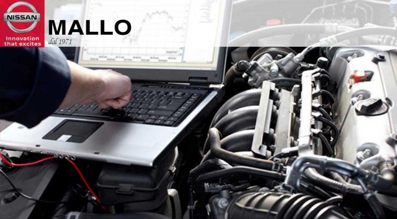 Offerta revisione auto Aprilia - Promozione centro revisioni Nissan Roma