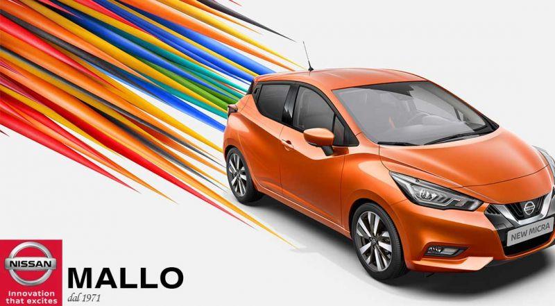 Offerta auto km 0 Aprilia - Promozione autofficina Nissan Anzio