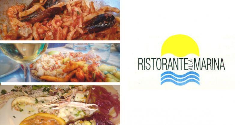 Offerta ristorante specialita pesce Falconara Marittima - occasione ristorante conduzione familiare Falconara