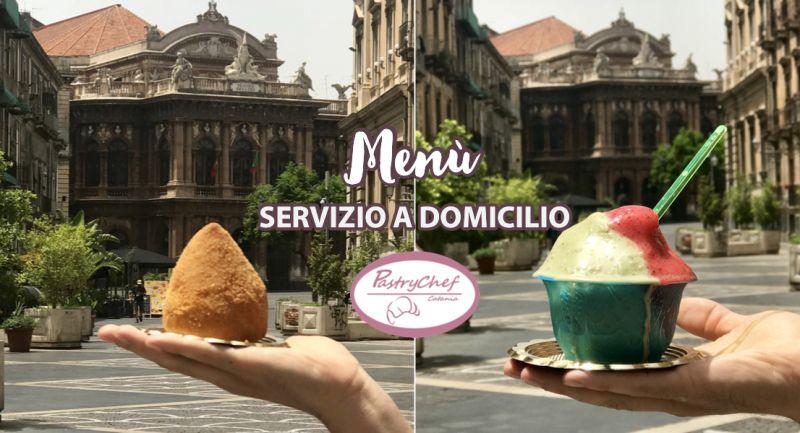Offerta tavola calda Servizio consegna a Domicilio Catania - Occasione Pizza a Domicilio Catania