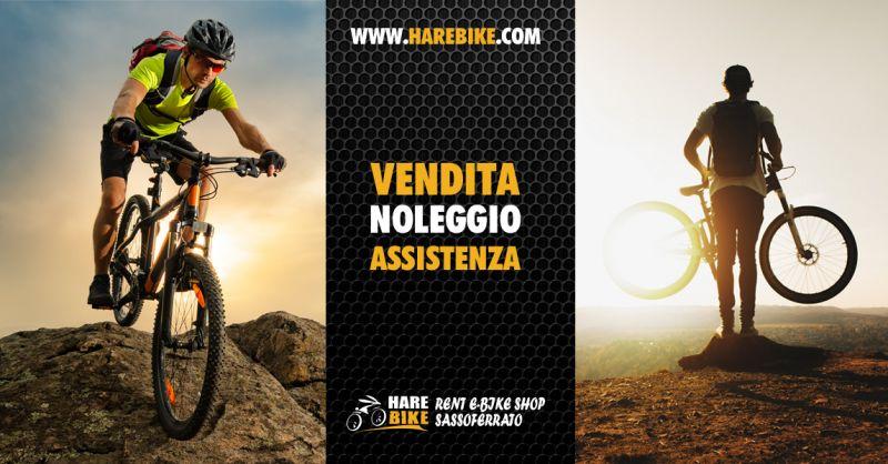 offerta vendita noleggio mountain e-bike - occasione negozio online E-MTB