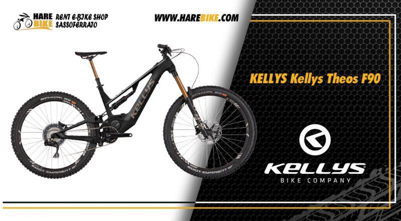 Offerta Kellys Theos F90 2021- Offerta Bici Enduro Kellys Theos 2021