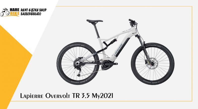 Hare Bike - offerta Lapierre Overvolt TR 3.5 My2021 ancona