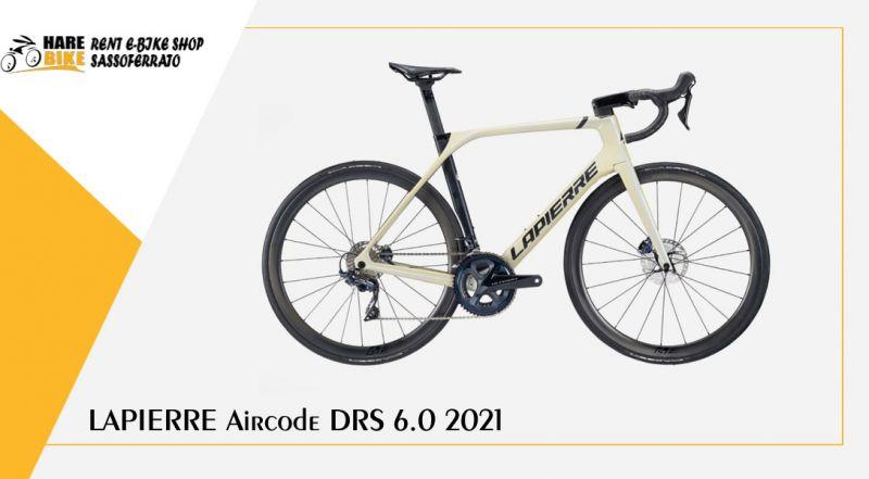 Hare Bike - offerta LAPIERRE Aircode DRS 6.0 2021 con telaio in carbonio ancona