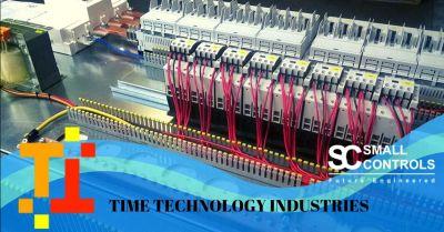 time technology offerta quadri elettrici di comando e controllo padova