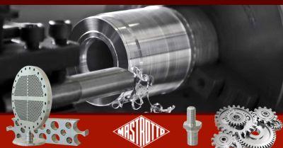 offerta lavorazioni tornitura verticale vicenza occasione alesatura e barenatura acciaio