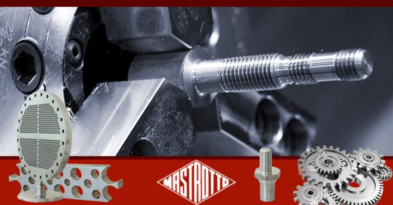 Offerta servizio di troncatura filettatura acciaio Vicenza - Occasione Lavorazione di fresatura e foratura