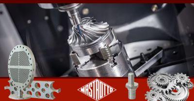 mastrotto meccanica azienda specializzata lavorazione meccaniche di precisione conto terzi