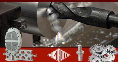 offerta lavorazioni tornitura statica verona meccanica di precisione maschiatura filettatura