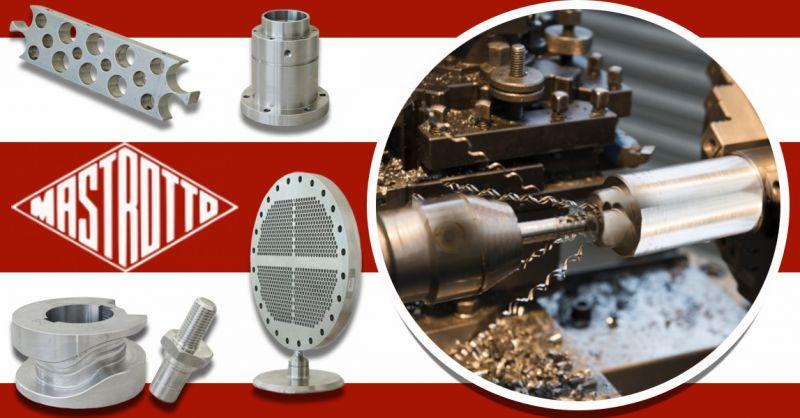 Offerta Azienda specializzata lavorazione meccaniche di precisione conto terzi