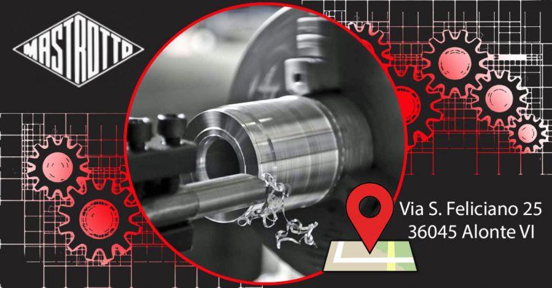 Offerta Azienda Specializzata in TORNITURA Specializzata CNC su Disegno - Occasione Su disegno lavorazioni Meccaniche Padova