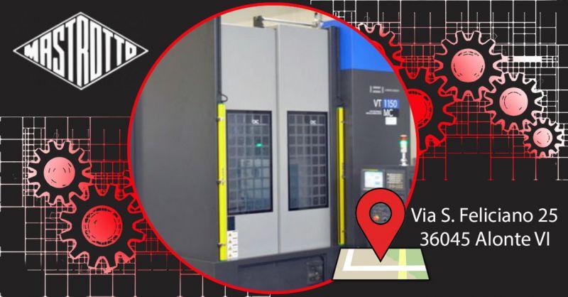 Occasione Officina meccanica di precisione Verona - Occasione Lavorazione metalli di alta precisione Padova