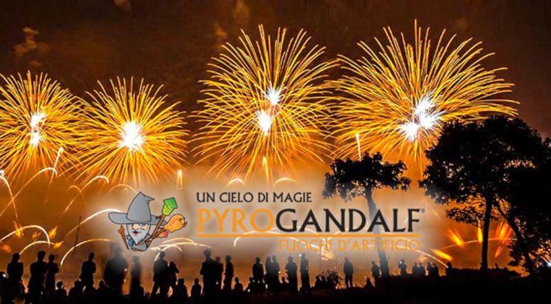 Offerta spettacolo pirotecnico Mentana - Promozione fuochi d'artificio Roma