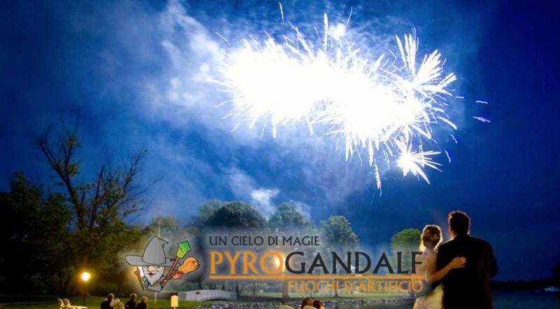 Offerta spettacolo pirotecnico per matrimonio Roma - Promozione fuochi d'artificio Monterotondo