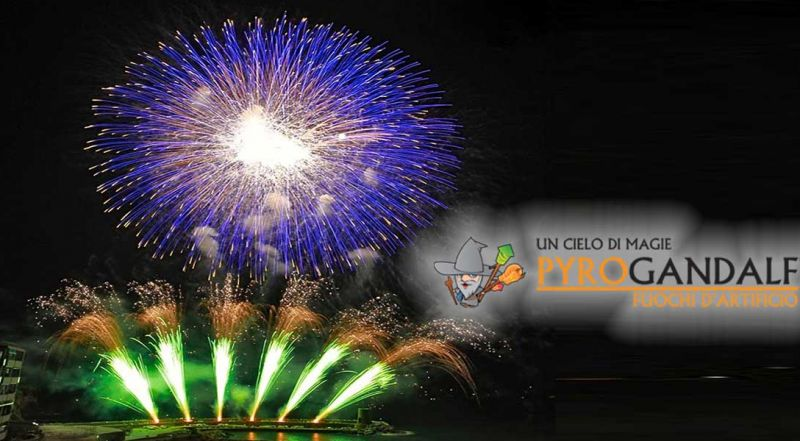 Offerta spettacoli pirotecnici Monterotondo - Promozione fuochi d'artificio Guidonia