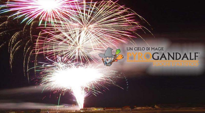 Offerta vendita fuochi d'artificio Guidonia - Promozione negozio fuochi d'artificio Monterotondo