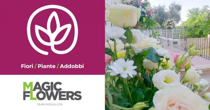 MAGIC FLOWERS - Offerta Negozio Piante Fiori Francavilla al Mare
