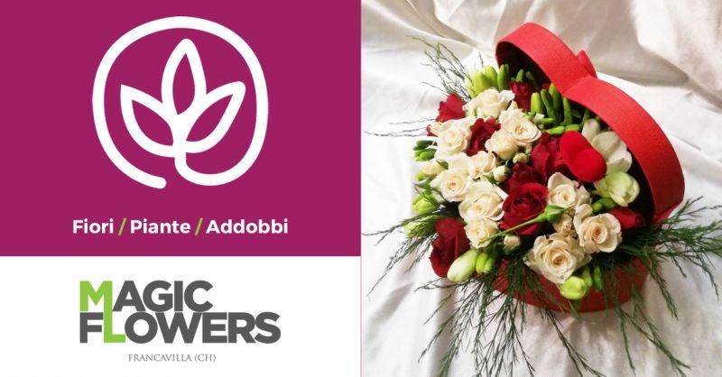 MAGIC FLOWERS - Offerta Consegne Internazionali Piante Fiori Francavilla al Mare