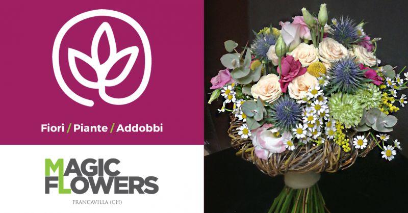 MAGIC FLOWERS - Offerta Negozio di Piante Fiori Fioraio Francavilla al Mare
