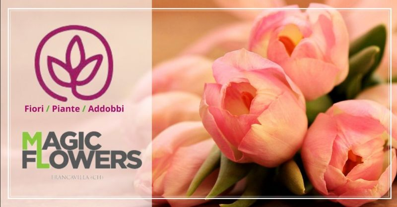 Offerta consegna fiori a domicilio - occasione allestimenti floreali eventi Francavilla al mare
