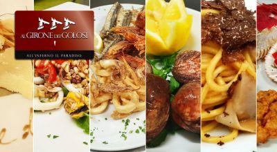 offerta ristorante di pesce e di carne cosenza promozione ristorante cucina innovativa cosenza